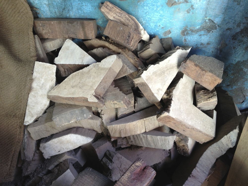 wood for carving blocks/designs, Subbash's shop