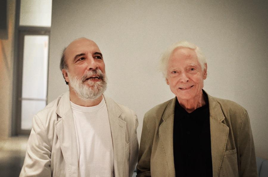 Raúl Zurita & W.S. Merwin