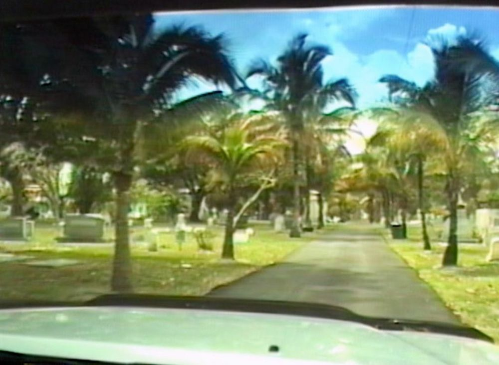 A video still from the ride.