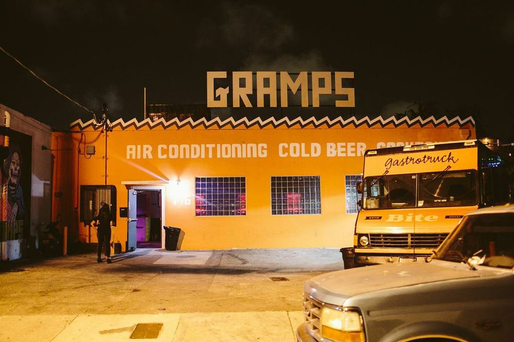 Gramps bar (all photos courtesy of Gesi Schilling)