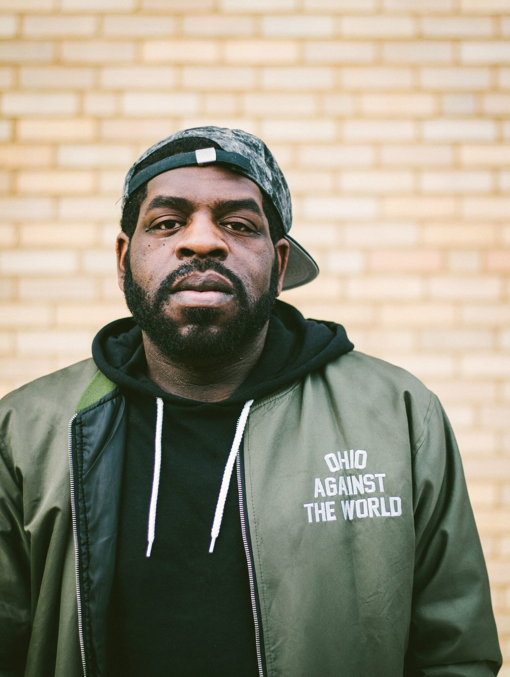 Hanif Abdurraqib (Photo by Andrew Cenci)