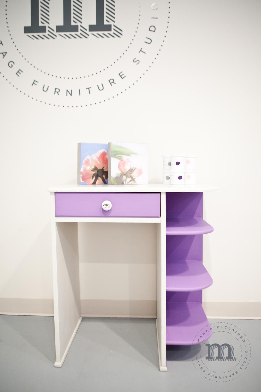 A sweet girls desk for a sweet little girl mango reclaimed - Desk girl image in ...