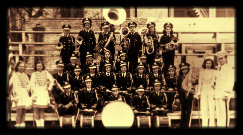 The Dragon Band of 1939-1940
