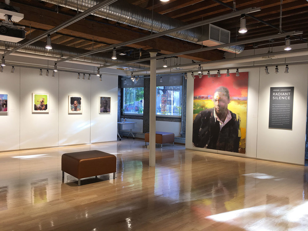 Rhode Island School of Design, ISB gallery, September 2017