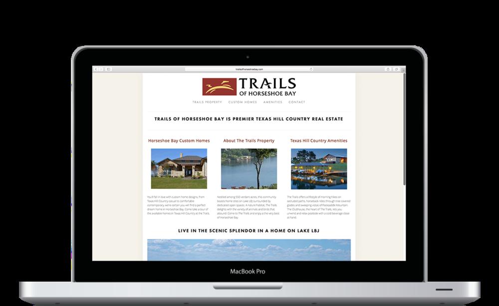 www.trailsofhorseshoebay.com