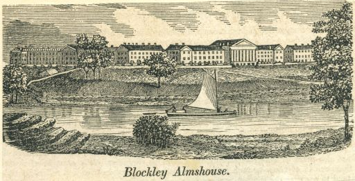 Blockley Almshouse, from The Free Library of Philadelphia