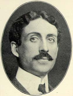 Portrait of Wilson Eyre, from Philadelphia and Notable Philadelphians (New York: Blanchard Press, 1901)