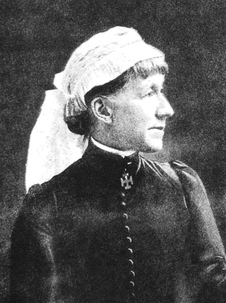 Alice Fisher (1839–1888).