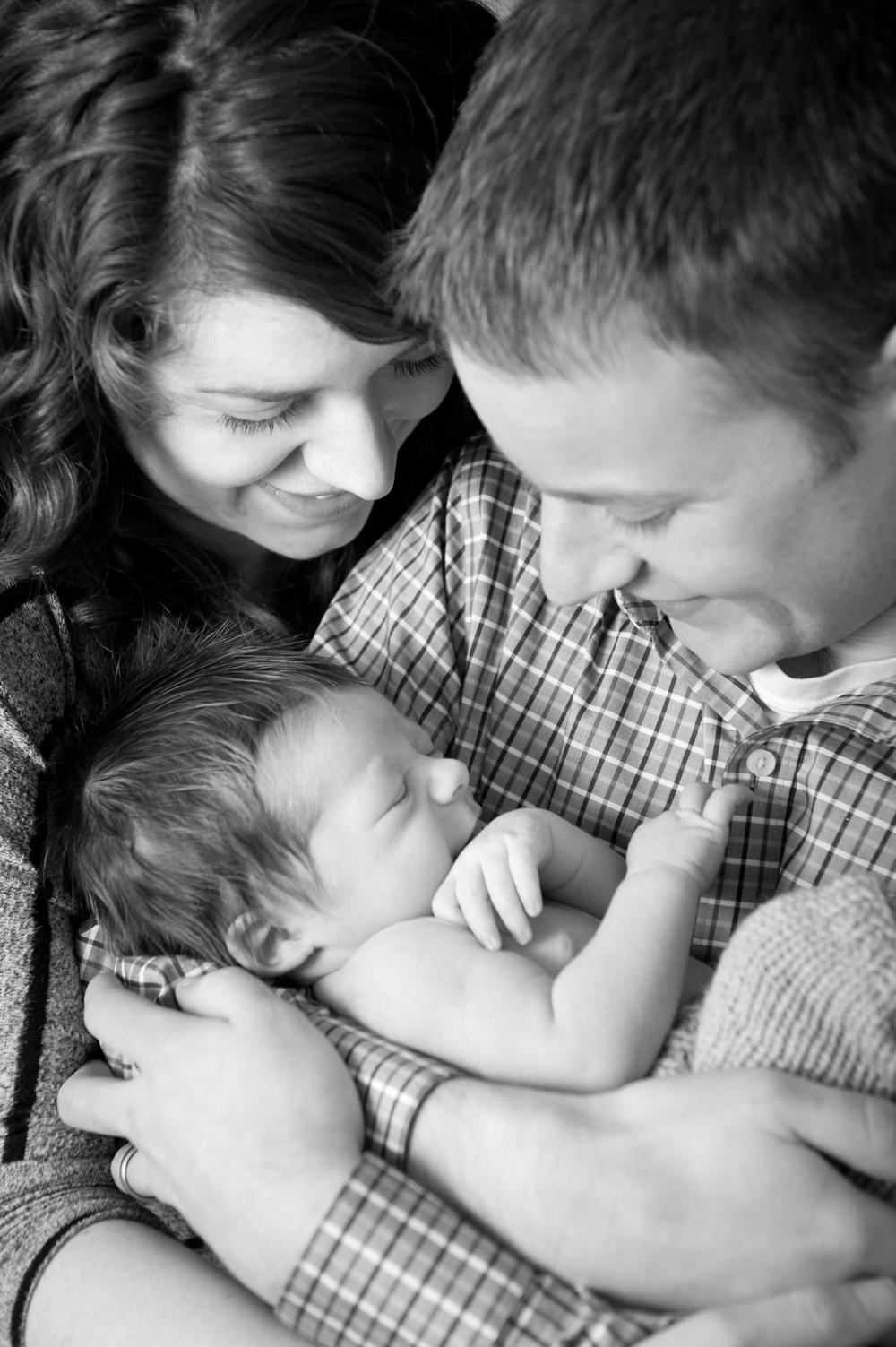 Newfoundland Newborn Photographer Maggie Langer