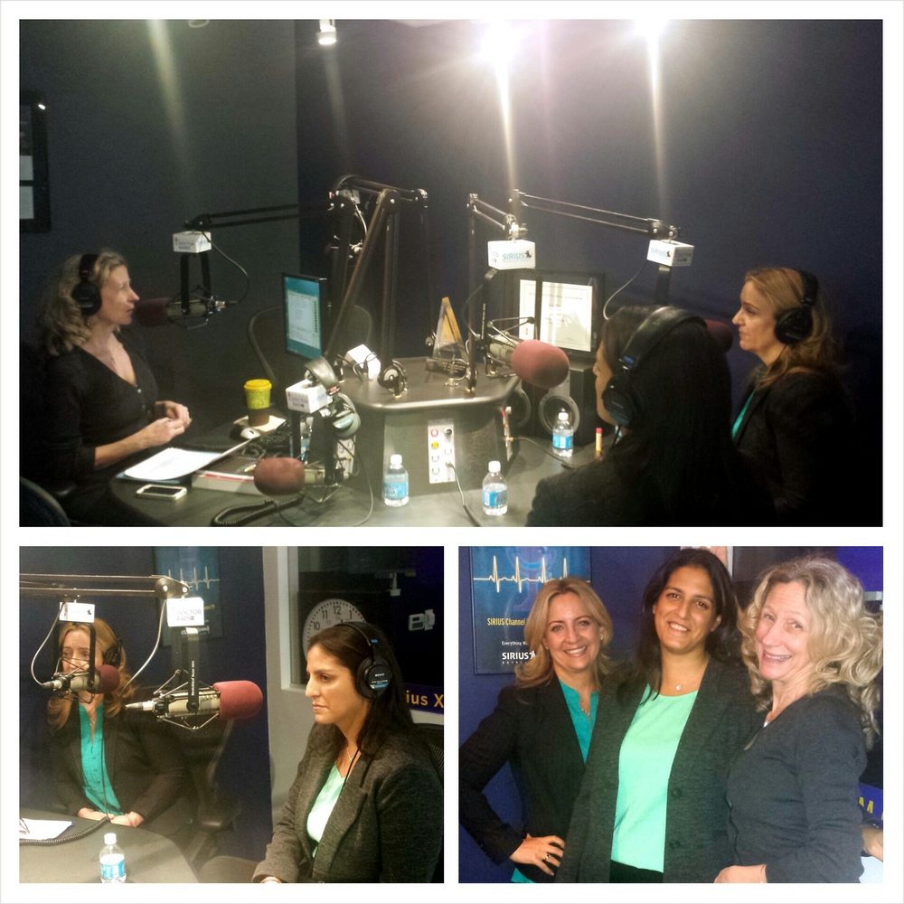 Pam & Priya, Doctors Radio, March 2014