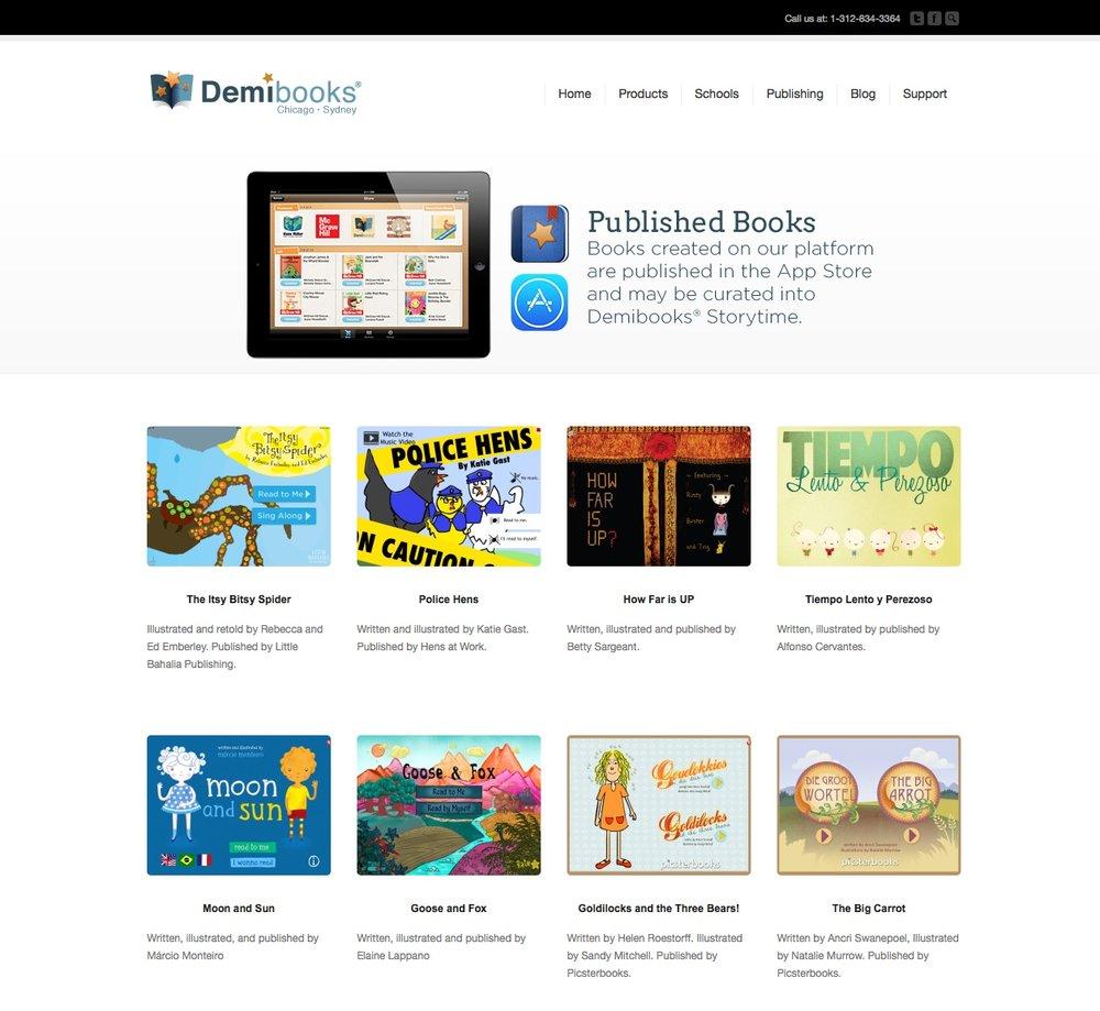 Demibooks - 2010 - 2013