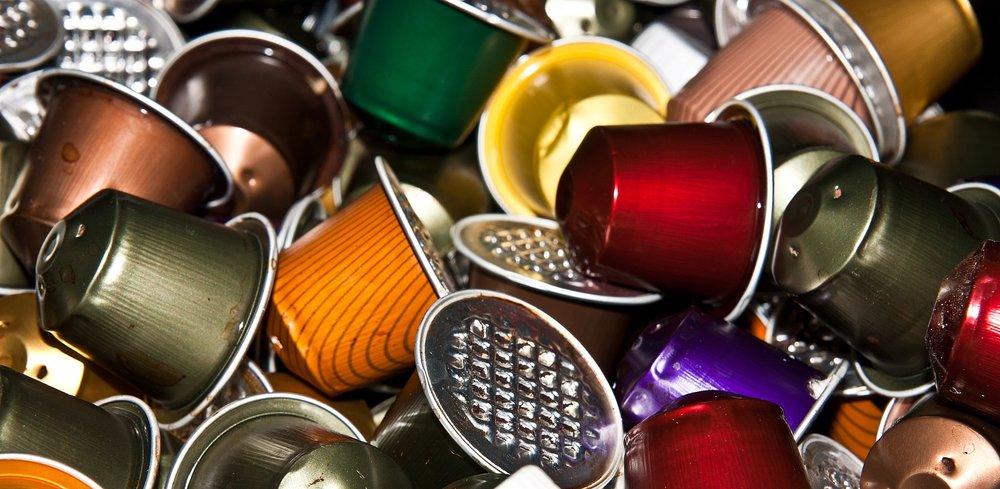 Nespresso capsules. Where do they all go?