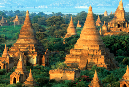 beautiful Burma countryside (photo credit: conciergetraveller.com)