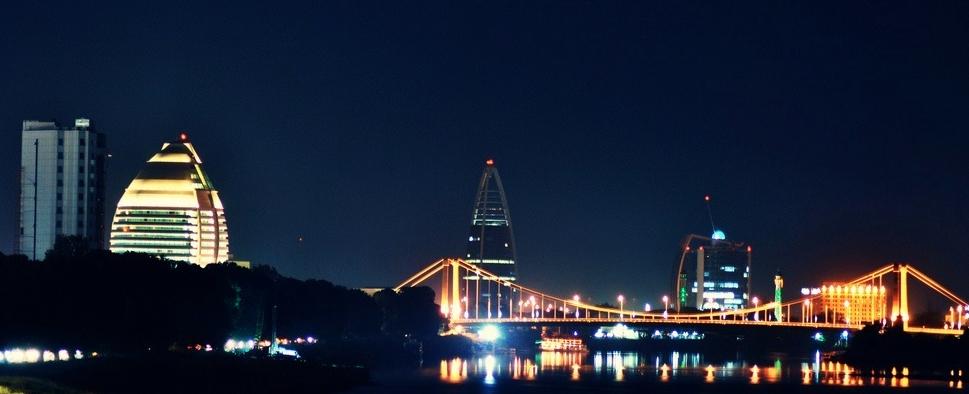 Khartoum, capital of Sudan (photo credit: skyscrapercity.com)
