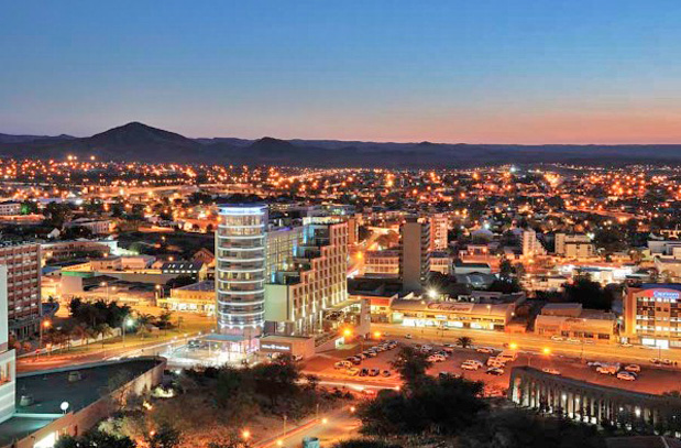Windhoek, Namibia (photo credit: http://www.bushboundgirl.com/)