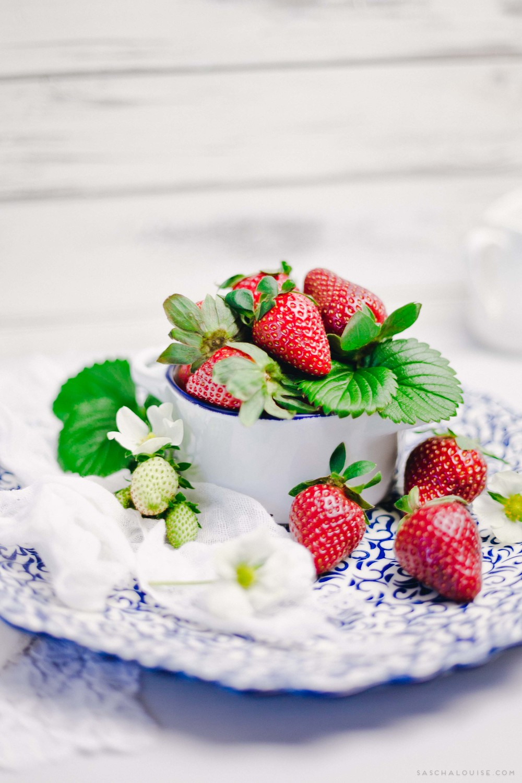 Strawberry Beauties