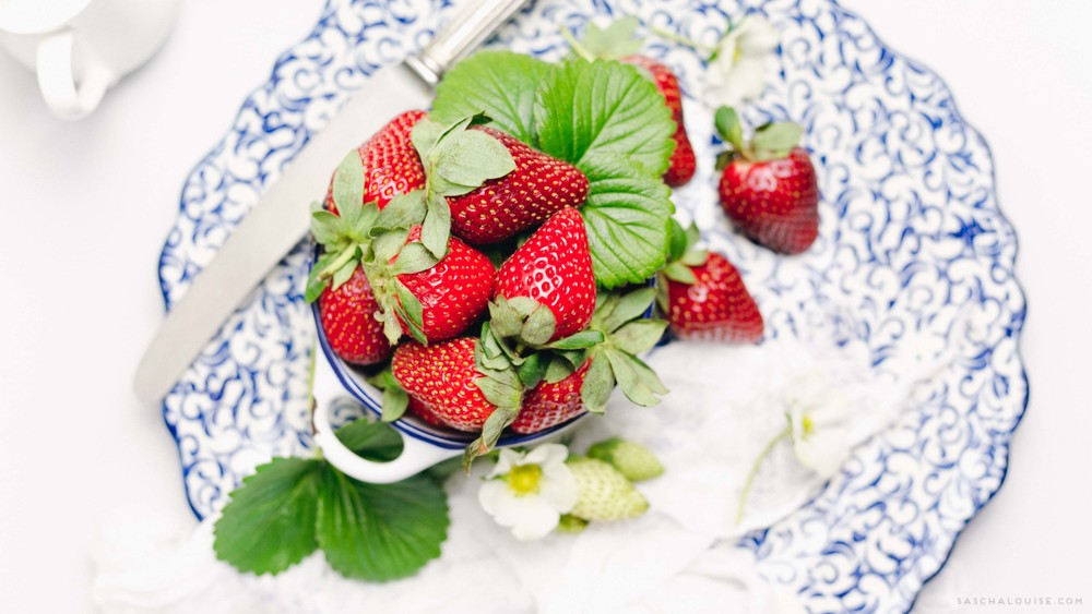 saschalouise.com - Srrawberry Beauties