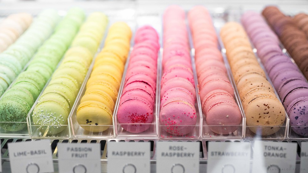 Perfect Macarons : Chez Dre