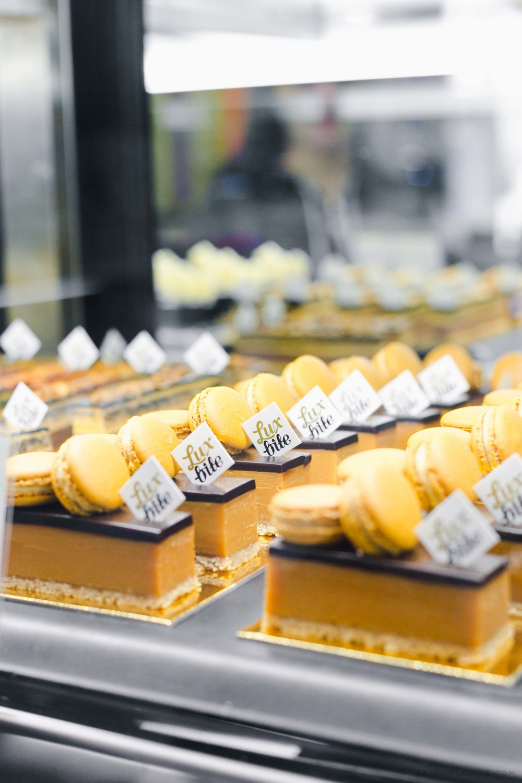 Caramel Craving : LuxBite