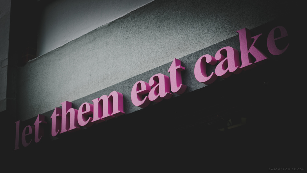 Let Them Eat Cake : South Melbourne