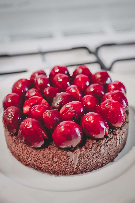 Layering Cherries