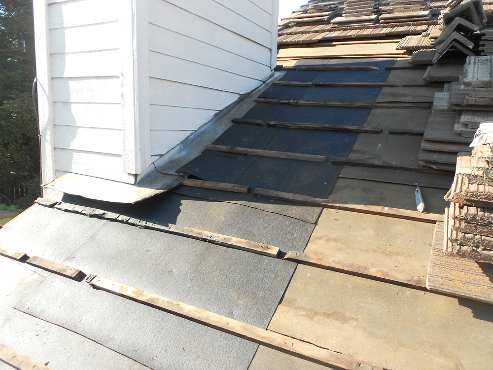 Roof Repairs — Ved's Roofing - Yuba City Roofing Contractor