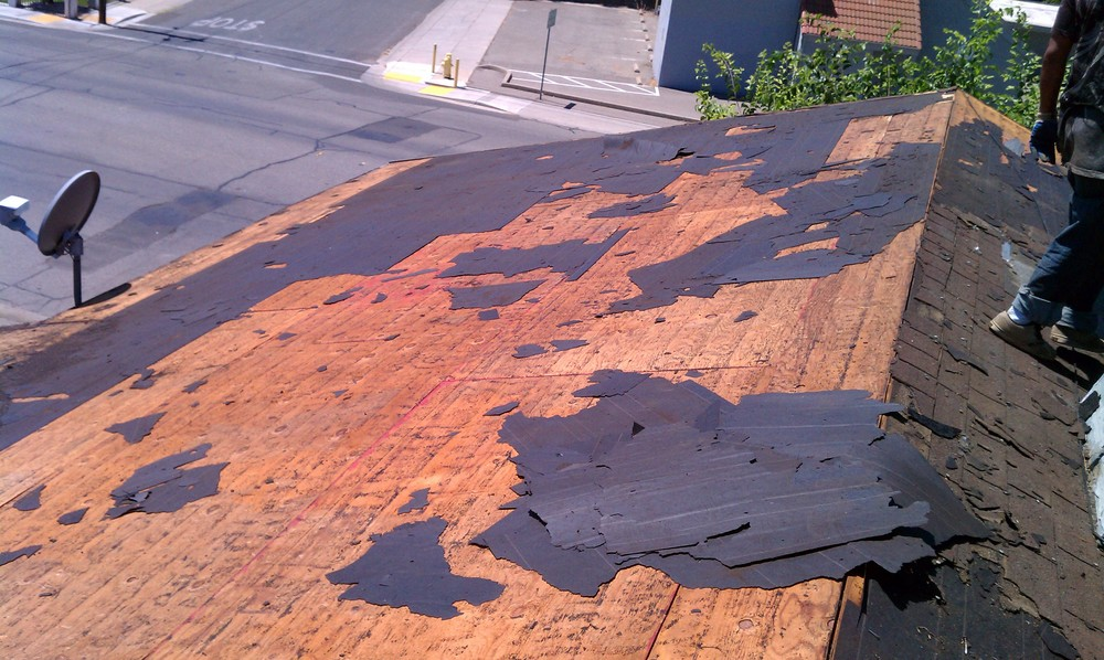 Awesome Roof Tear Off Project By Vedu0027s Roofing Of Yuba City, ...