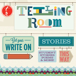 The Telling Room web design and development by Might & Main.