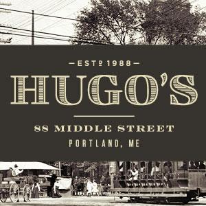 Hugo's branding by Might & Main.