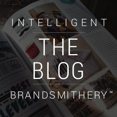 Intelligent Brandsmithery: The Might & Main Blog
