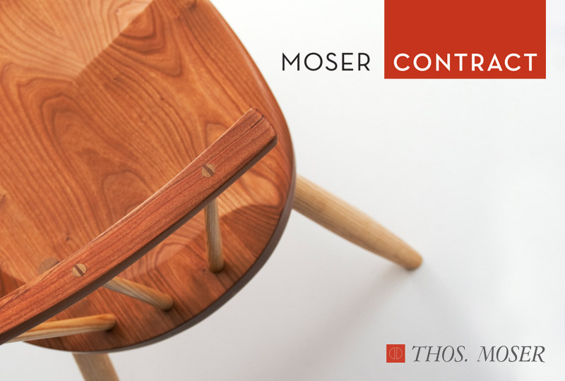 Thos Moser MIGHT MAIN