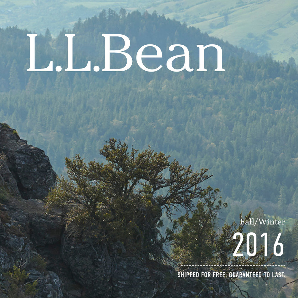 L.L.Bean Supply Catalog