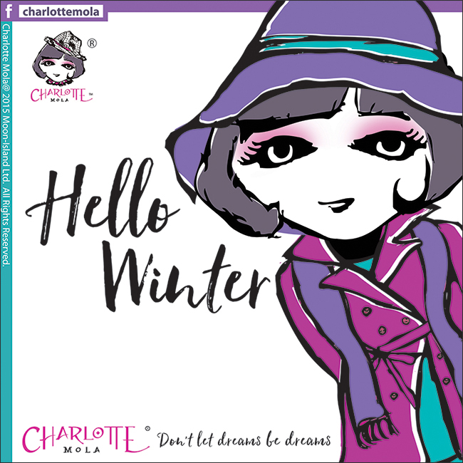 #0067(B) Hello Winter