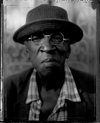 """NORTH PORTLAND POLAROIDS:A on-going project to document the neighborhood in which I live, photographing strangers I meet on the street in St. Johns - Portland, Oregon with a 4""""x5"""" camera and Polaroid Type 55 film. See complete set in gallery 1, gallery 2, and gallery 3.All photos shot 2011 - 2016."""