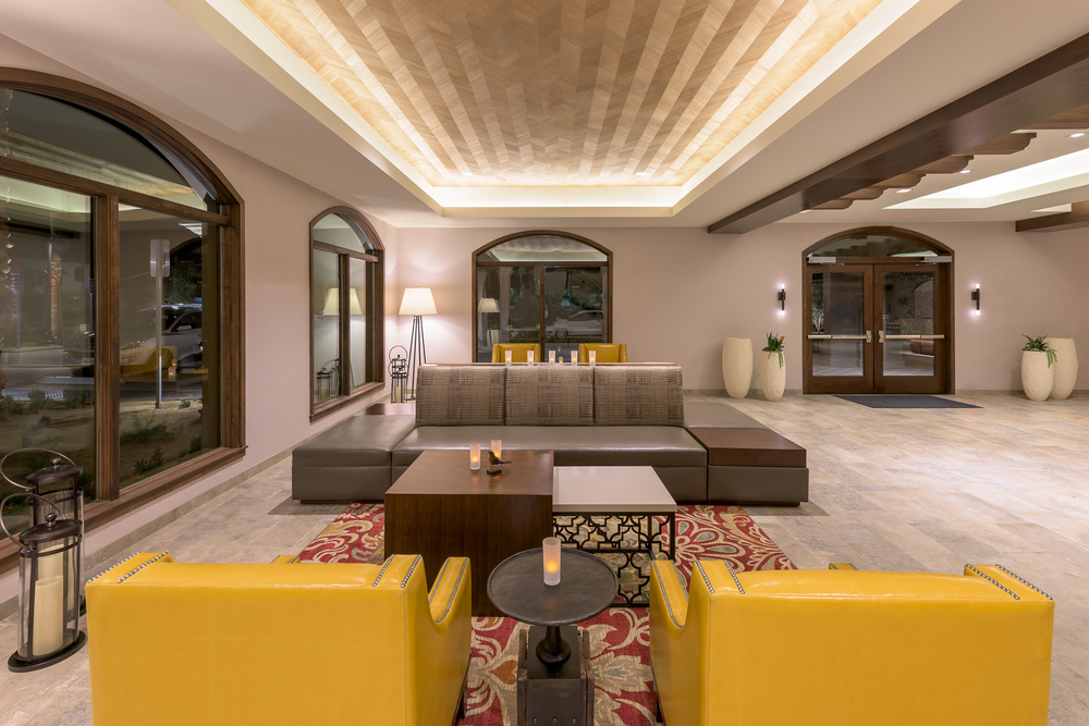 Hilton Garden Inn San Diego, LA Architectural Photography