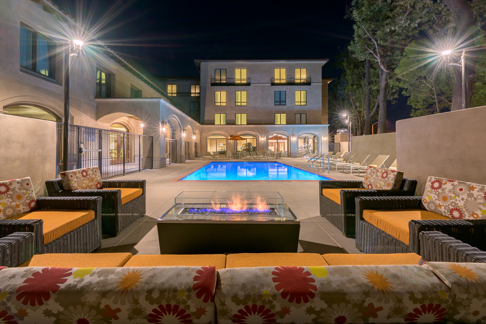 Hilton Garden Inn, San Diego, LA Architectural Photography