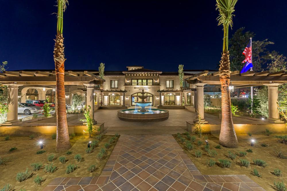 Hilton Garden Inn, LA Architectural Photography