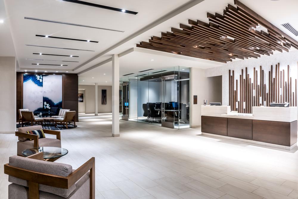 Homewood suites San Diego, LA Architectural Photography