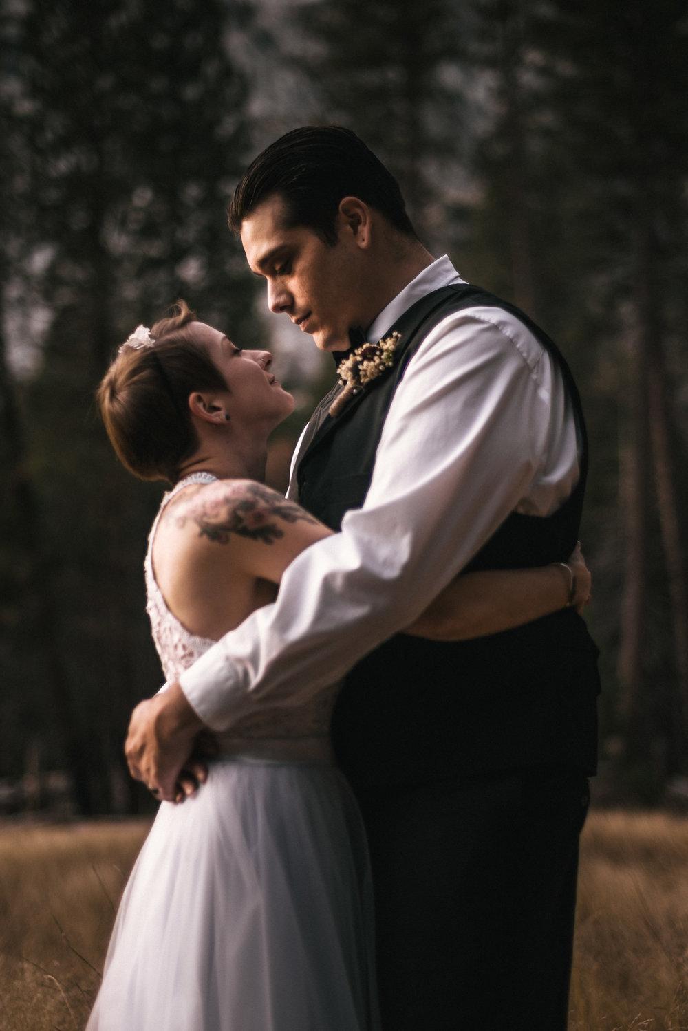 best Yosemite elopement photographer