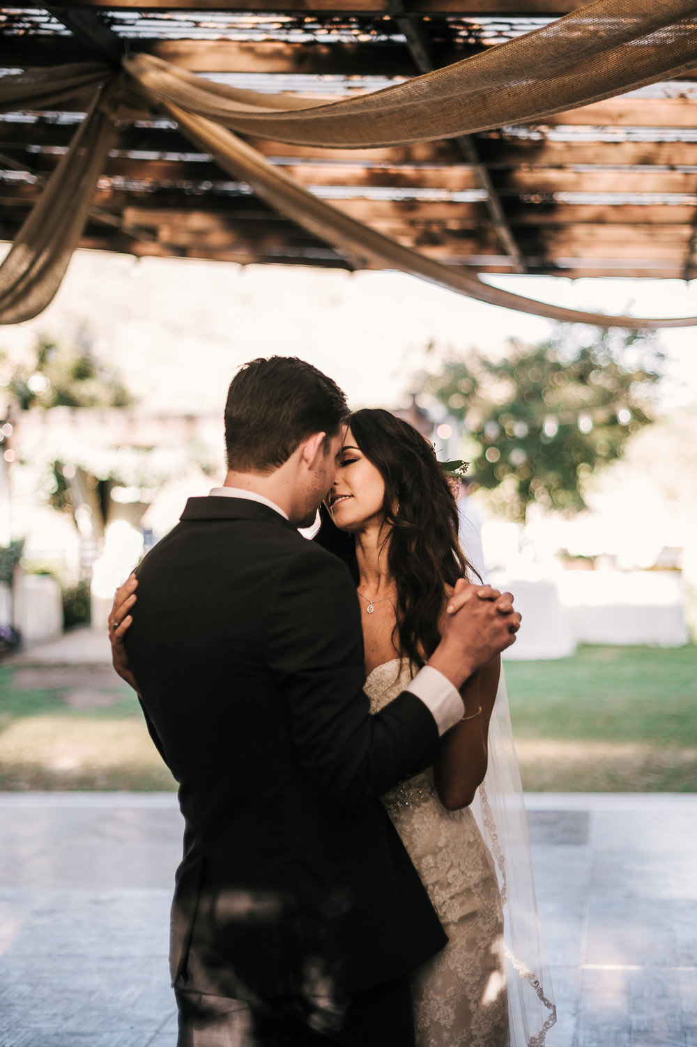 Romantic Quail Haven Farm wedding photographer.