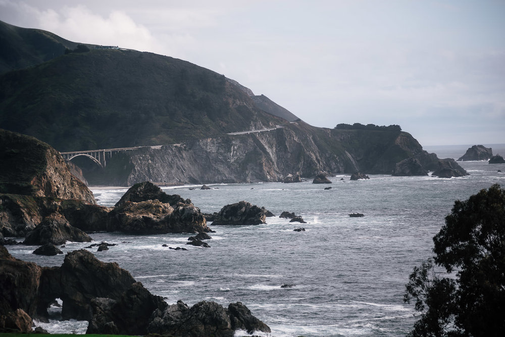 The abundance of stunning vistas in Big Sur make it a delight for couples chosing to elope here.