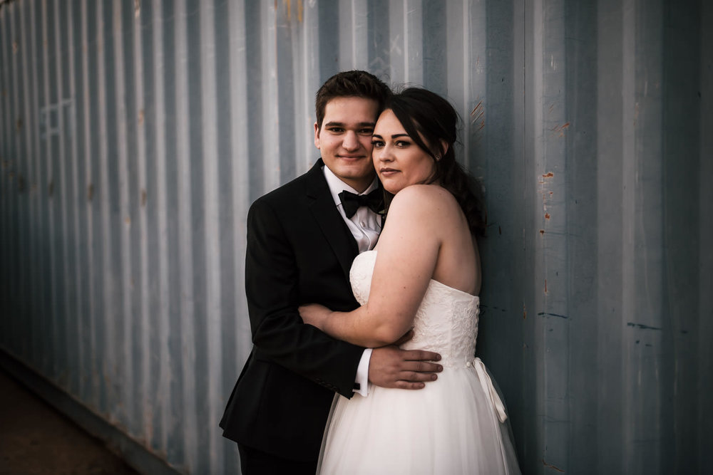 Classic wedding portrait taken by photographer in Temecula California.