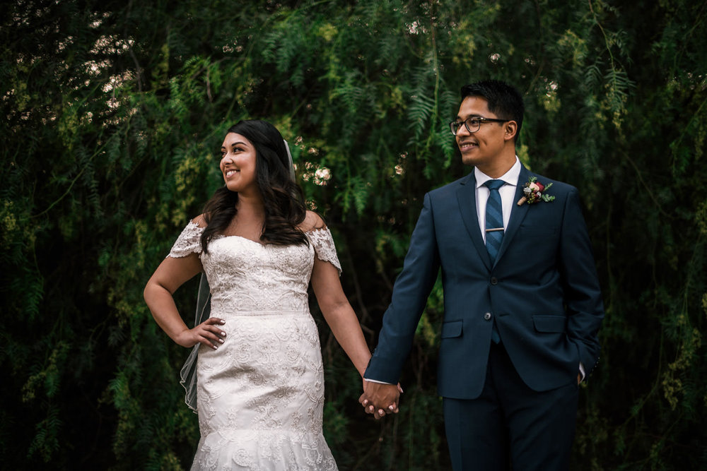 Knollwood Country Club wedding photographer in Granada Hills.