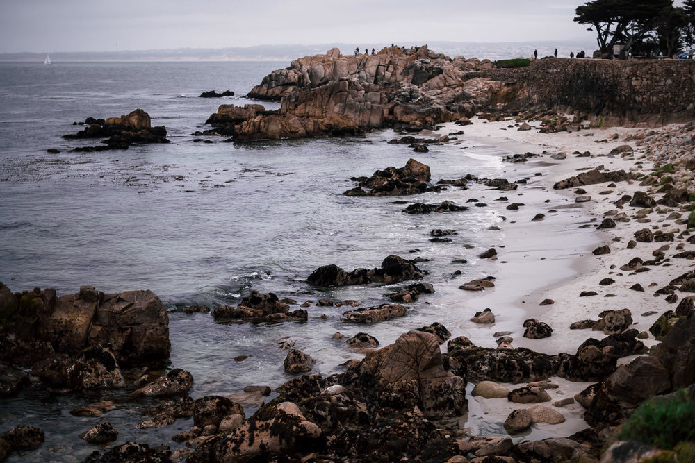 Lover's point is venue conveniently located in Pacific grove near Monterey.