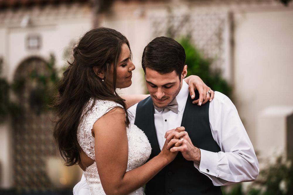 Wedding Photographer near Darlington House San Diego
