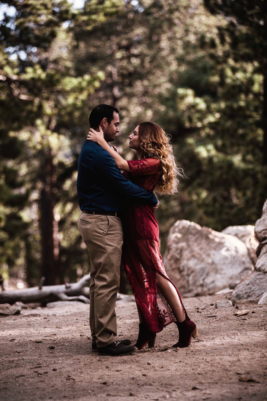 Best Southern California engagement photographer.