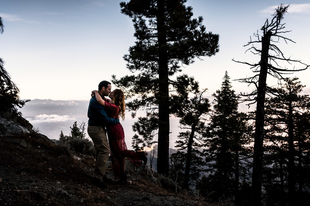 Outdoor weddings and engagements for couples madly in love.