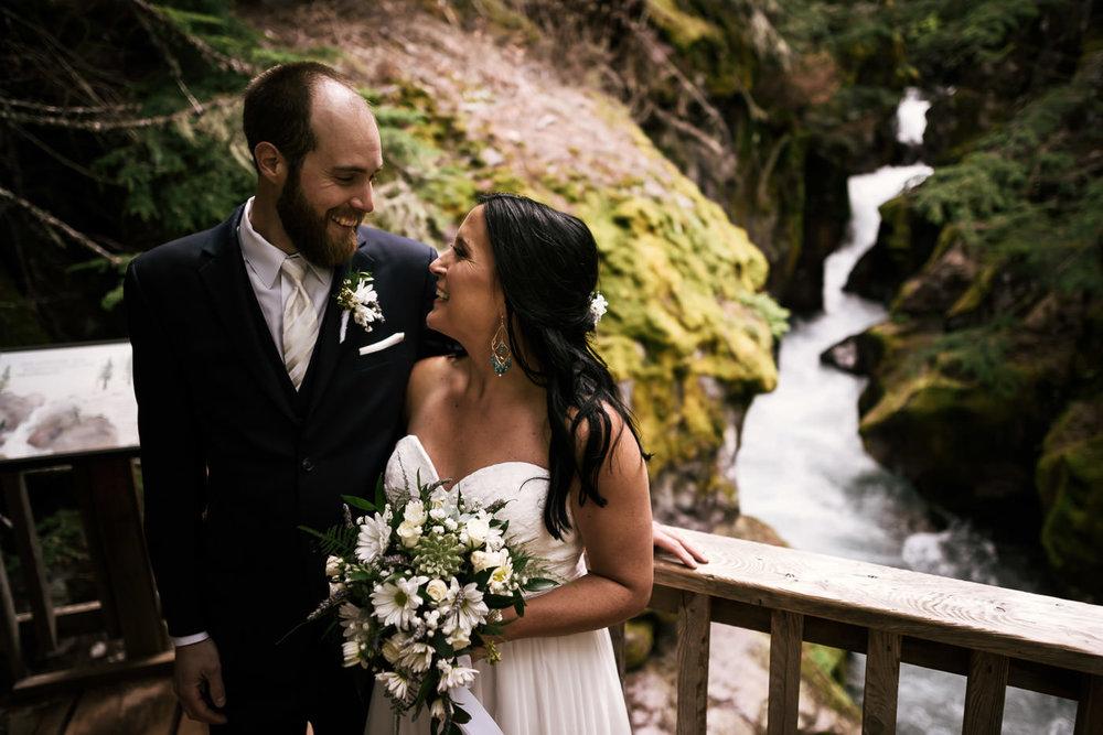 Best Montana wedding photographer.
