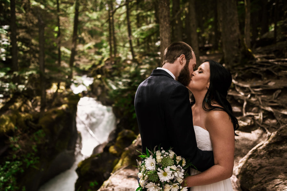 Wedding photographers in Montana.