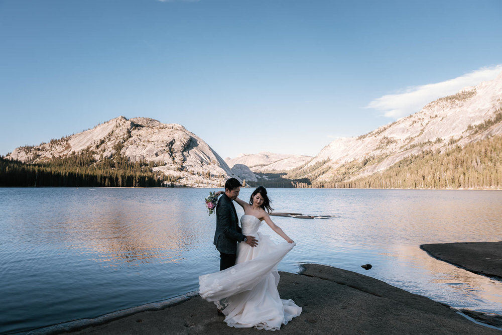 Destination elopement photographer creates romantic images of couples in stunning locations all around the world.